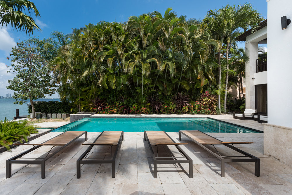 Explore The Luxe Venetian Islands Waterfront Designed By Allen Saunders Which Just Closed For $8.2 Million