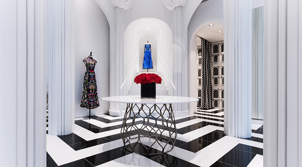 Alice Olivia By Stacey Bendet Opens Latest Flagship Location In Craig  Robinsu Miami Design