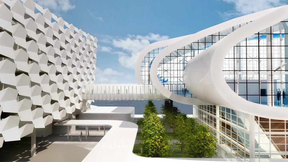 Norwegian Cruise Line Announces Pearl, The Futuristic LEED-Silver Certified Terminal Coming To PortMiami