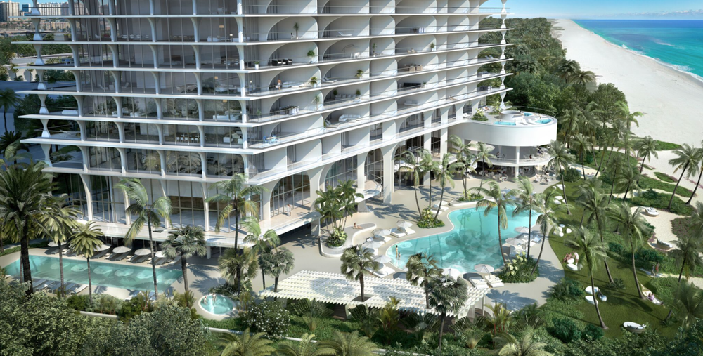 Fortune International Group Celebrates The Official Grand Opening of Jade Signature in Sunny Isles Beach