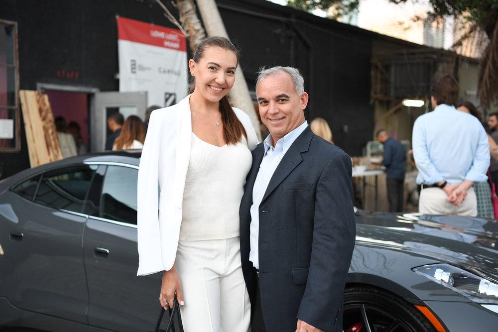 Dasha Goncharova & Manny Gonzalez