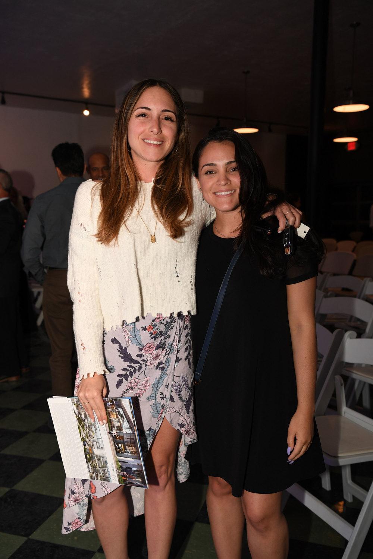 Stephanie De Maria & Christina Solano