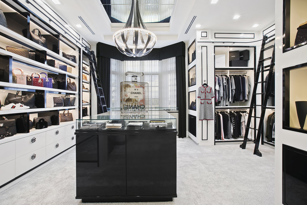 Delicieux Do You Wish You Had A Chanel Boutique For Your Closet? Only At Delray  Beachu0027s