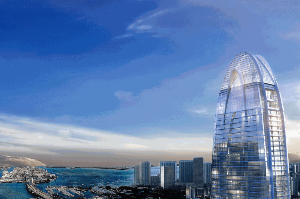 The Behar Font & Partners-Designed Okan Tower Planning To Break Ground This Year in Downtown Miami