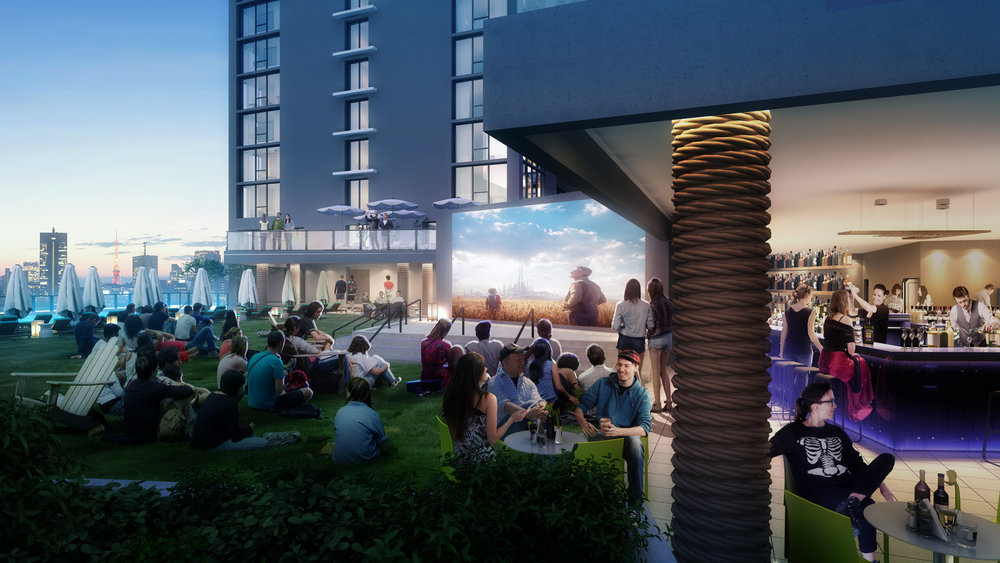 PMG's Downtown Luxury Condo X Miami Reveals Renderings Of Millennial Geared Amenities