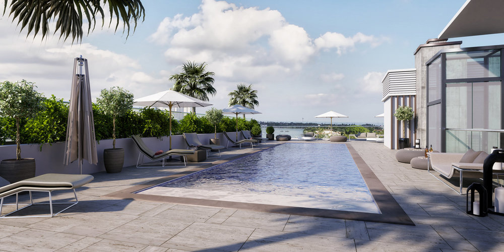 Check Out The Newly Revealed Renderings of OPUS Bay Harbor Designed by Bermello Ajamil