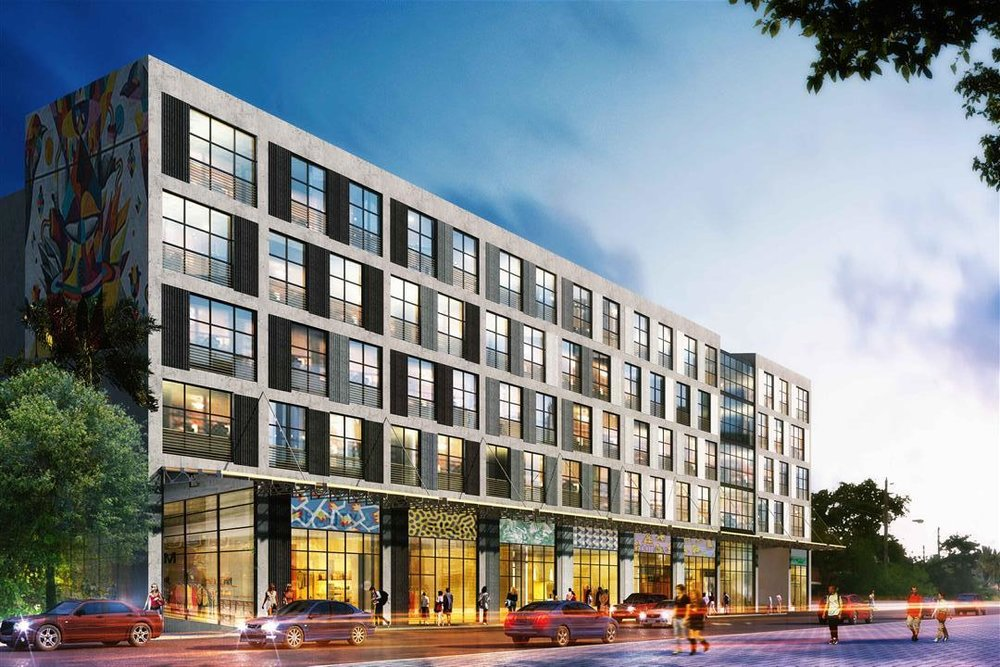 Related Group & Block Capital Group Break Ground On The Bradley In Wynwood