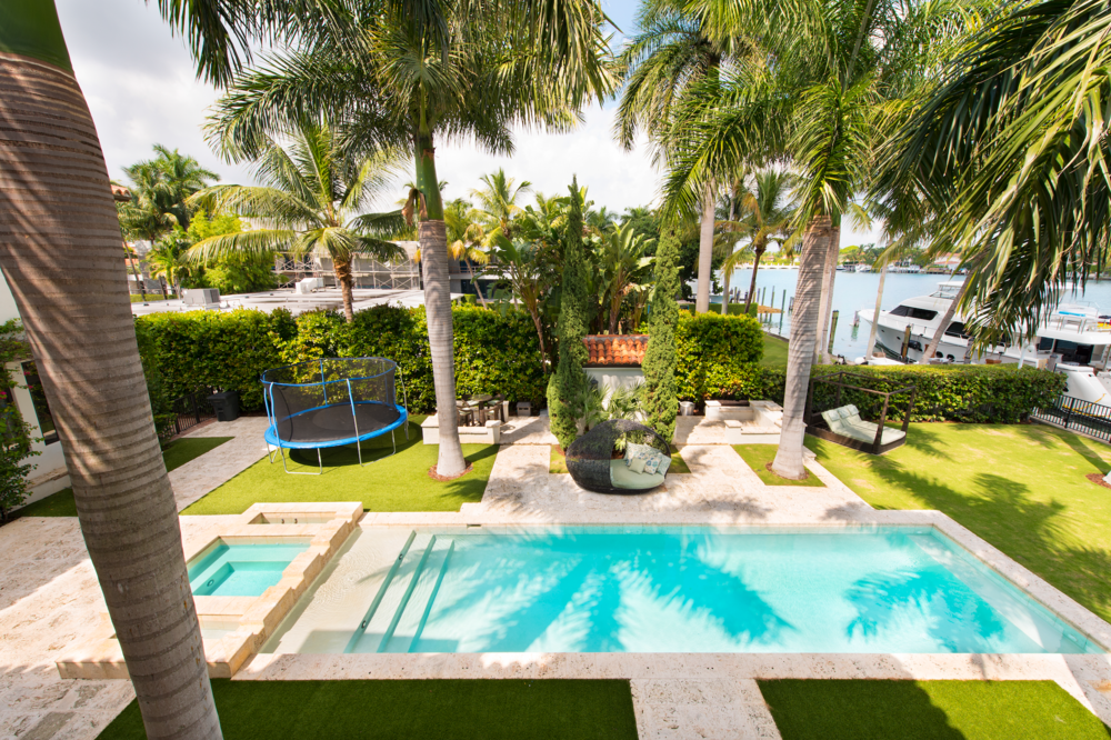 Historic Coral Rock Palm Island Estate Built In 1928 Hits The Market For $16.499 Million