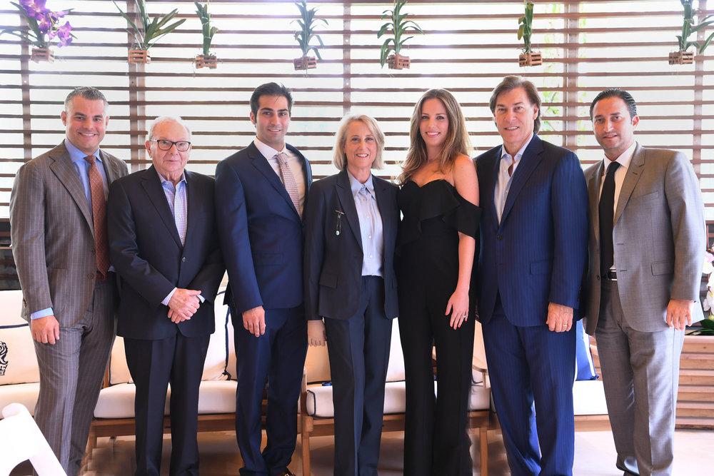 Jorge Guerra Jr, Boris Kozolchyk, Demetri Demascus, Dana Goldman, Sivan Koster, Edgardo Defortuna, & Manuel Grosskopf