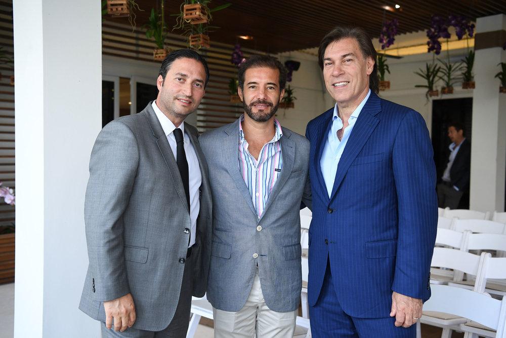 Manuel Grosskopf, Erico Garcia, & Edgardo Defortuna