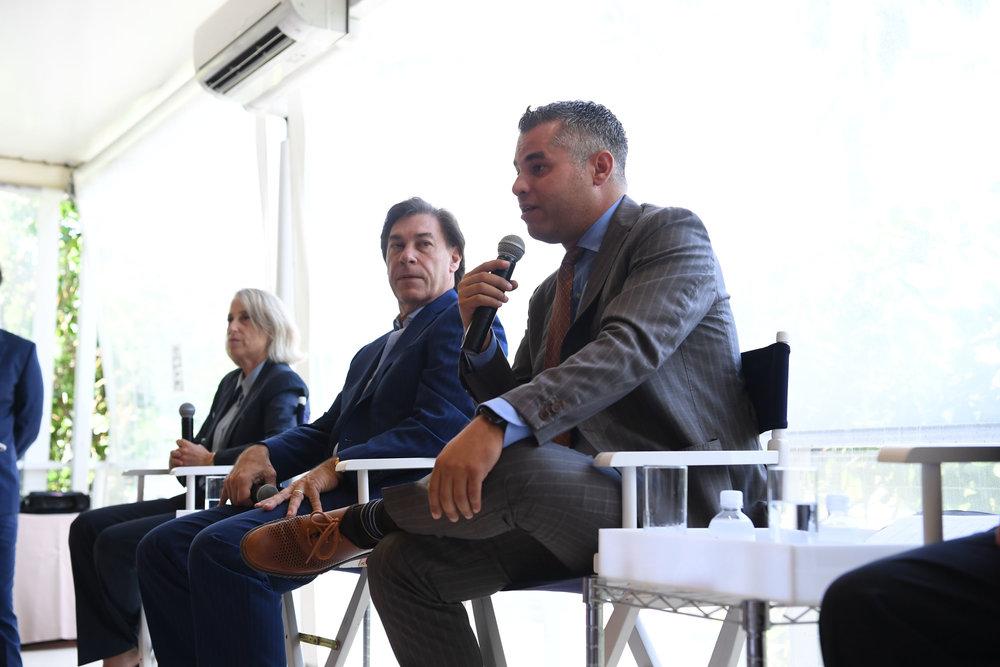 Dana Goldman, Edgardo Defortuna, & Jorge Guerra Jr.