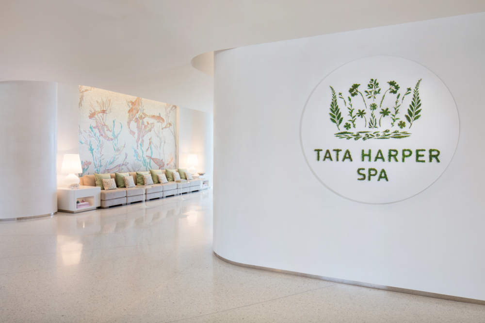 Tour Jade Signature's Over-The-Top Amenities Including Celeb-Fave Natural Beauty Specialist Tata Harper First Full-Service Spa in Florida