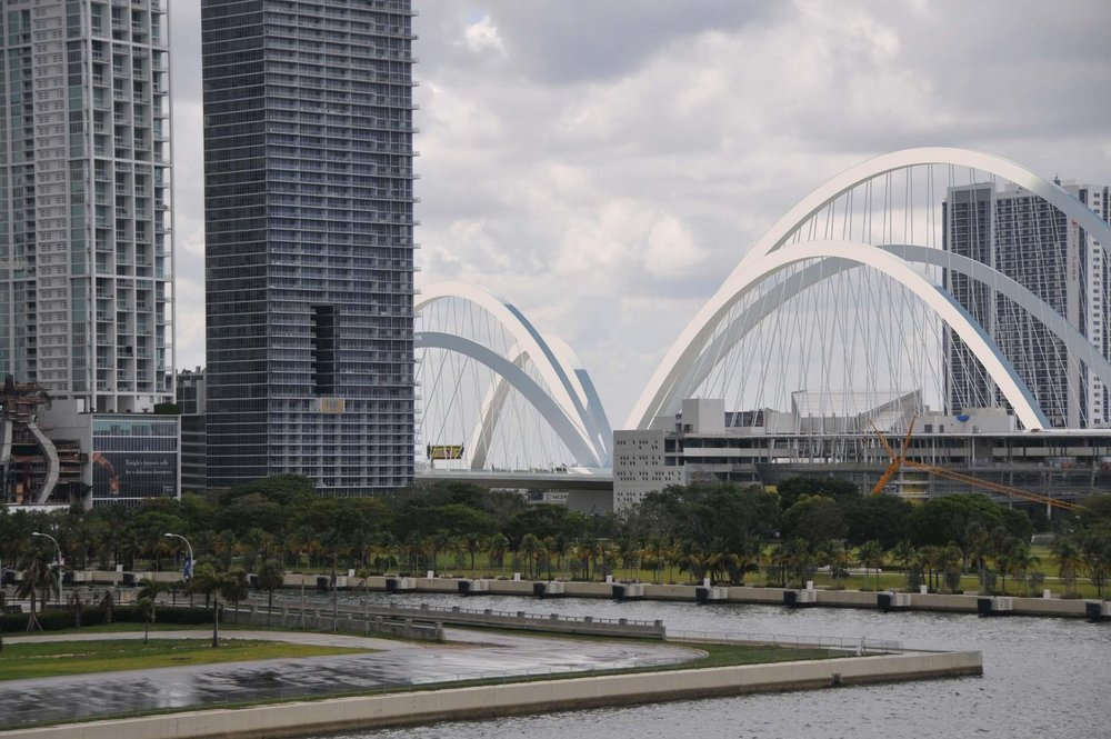"Judge Rules Florida Department of Transportation Can Proceed With ""The Fountain"" Signature Bridge"