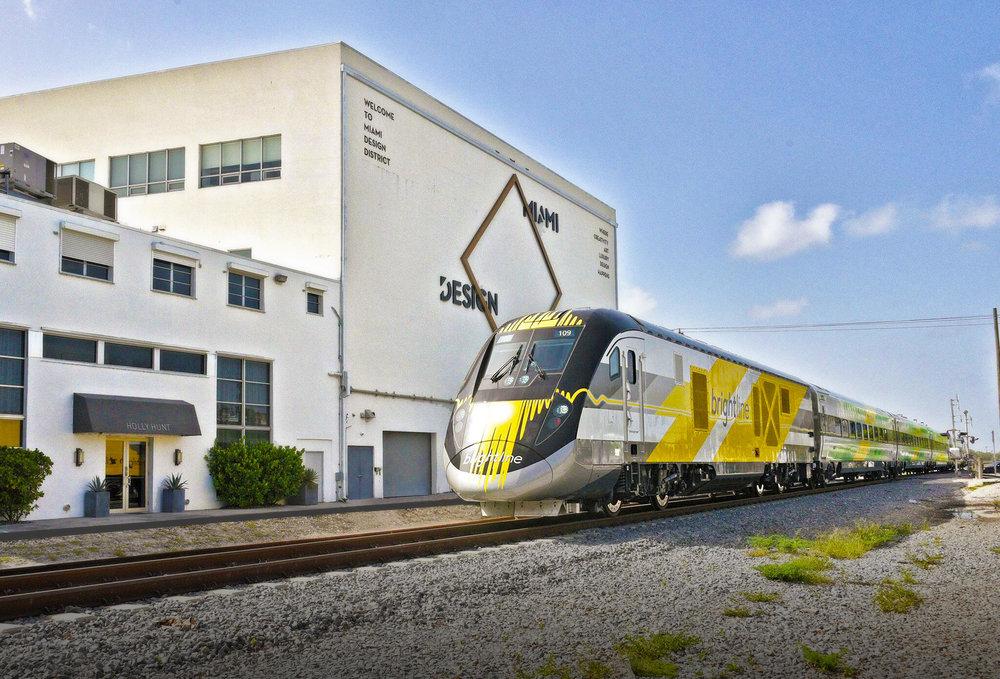 Brightline to Kick Off Service To Miami Via MiamiCentral Station May 19