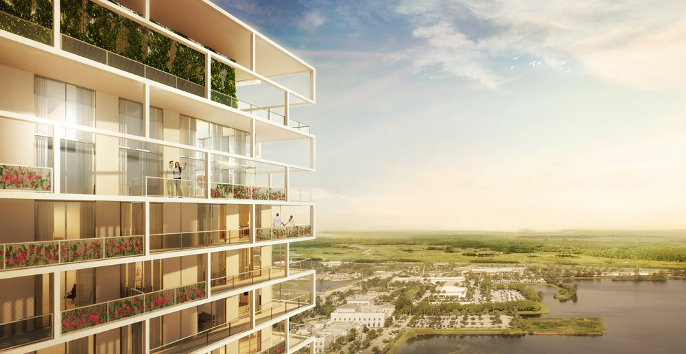 Check Out Metropica, The $1.5 Billion YOO & Oppenheim-Designed Upscale Mixed-Use Mega-Project Coming To Sunrise