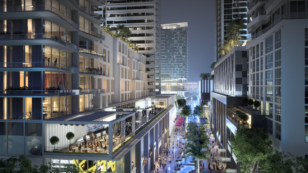 Seventh Street Promenade Miami Worldcenter Unveils Construction Timeline for the Mixed-Use Development