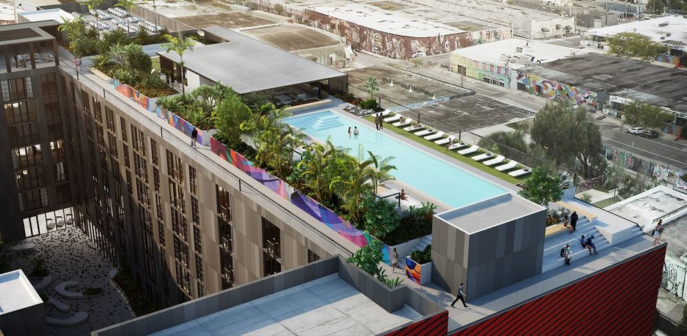 Related Group & East End Capital's Wynwood 25 Tops Out, On Track For Completion Summer 2019