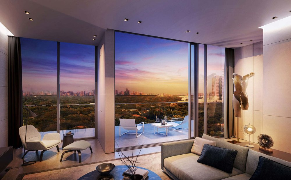 GlassHaus Breaks Ground In Coconut Grove At Nearly 50% Sold
