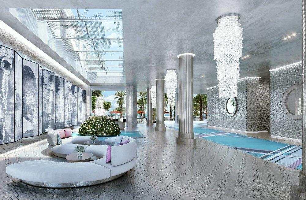 Lobby by Karl Lagerfeld