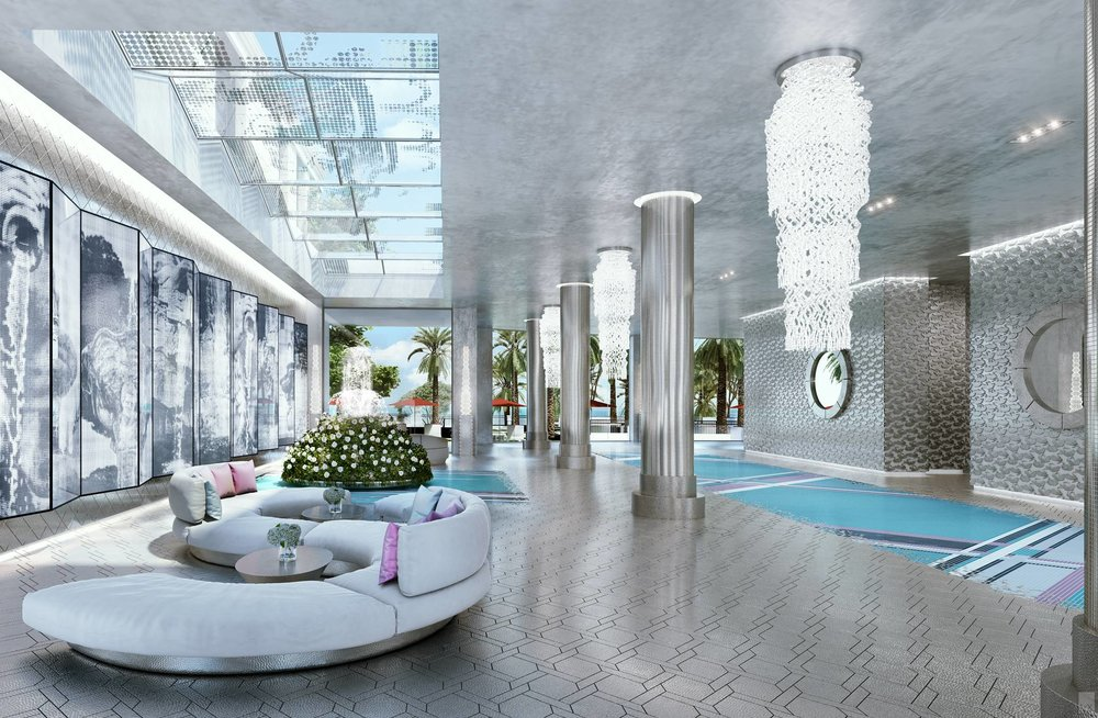 Trump Group Breaks Ground On The Estates At Acqualina In Sunny Isles Featuring Lobbies by Karl Lagerfeld