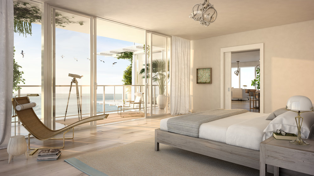 DDG's Rare, Oceanfront 3550 South Ocean Tops Out In Palm Beach