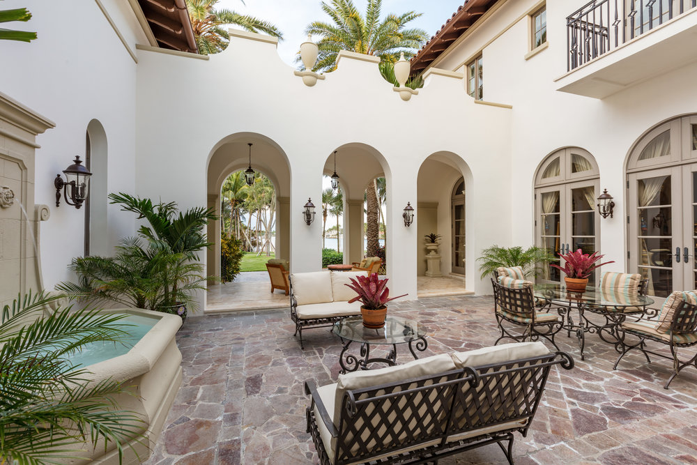 Check Out This $55 Million Waterfront Estate Which Just Hit The Market In Coral Gables' Exclusive Gables Estates