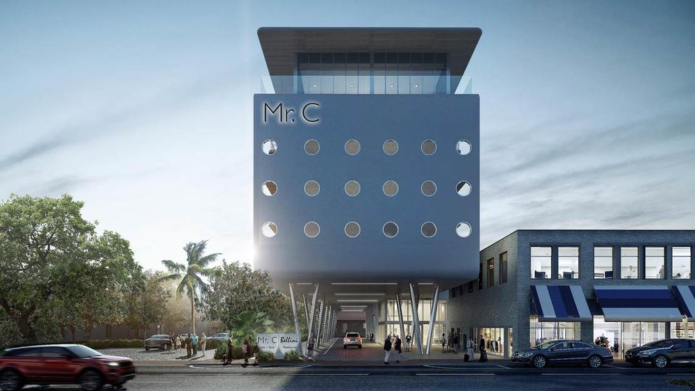 Check-Out The Cipriani's Newly Revealed Mr. C Coconut Grove Hotel Designed by Arquitectonica