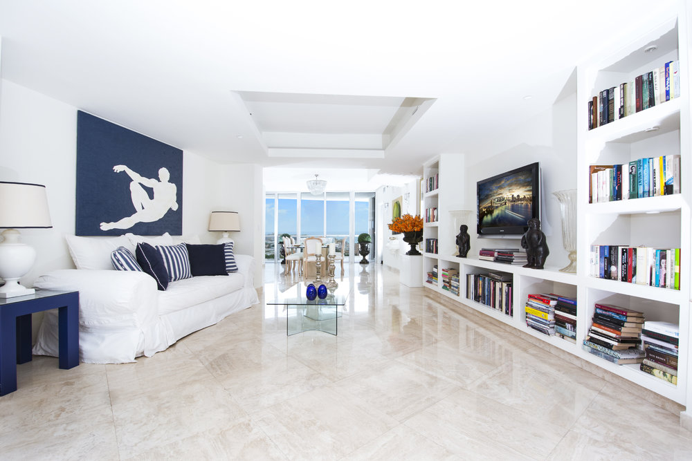 Italian Fashion Designer Renato Balestra Lists South-Of-Fifth Condo At Murano Grande For $4.7 Million