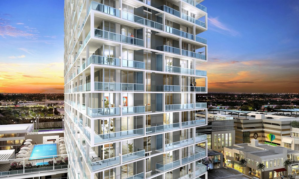 Metropica Reveals New Renderings of Metropica One, The Mega-Project's First Residential Tower
