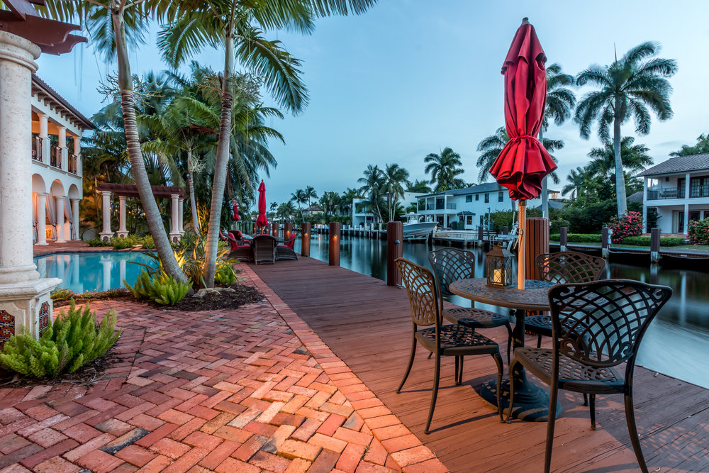 Tour Author Jillian Hoffman's Las Olas Mansion Which Just Sold For $3.49 Million