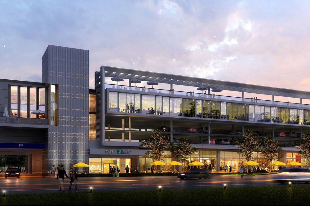 Perkins + Will Reveals New Contemporary Baptist Health Facility At 709 Alton Road