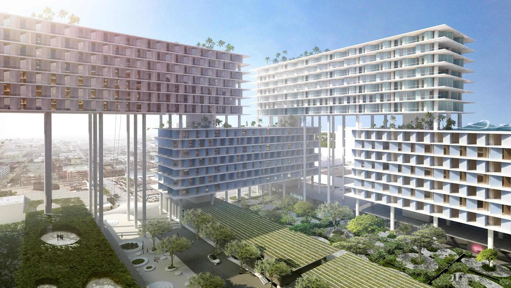 Robert Wennett Proposes Bjarke Ingels-Designed Special Area Plan For Miami Produce Center In Allapattah