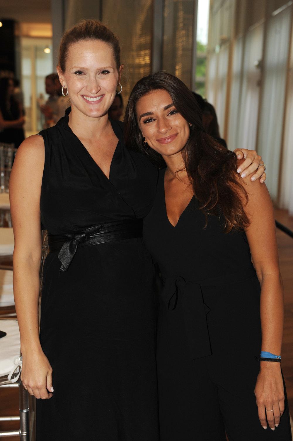 Adriana Echevarria & Rachel Goldstein