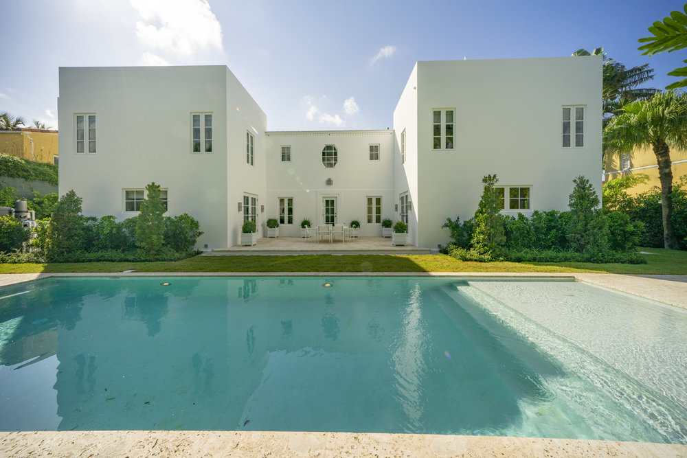 Tour This Modernized 1934 Art Deco Masterpiece On Miami Beach Asking $5.6 Million