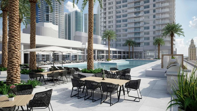 caoba miami worldcenter reveals new renderings as tower powers