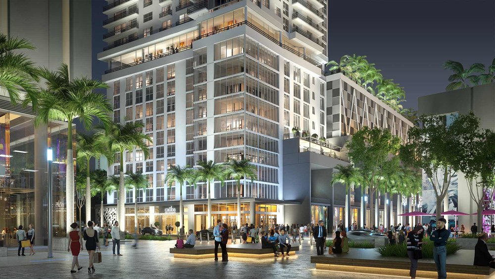 Caoba Miami Worldcenter Reveals New Renderings As Tower Powers Towards Completion