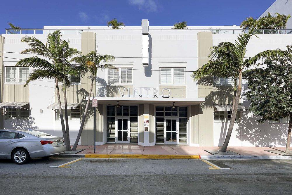 The Eurostars Vintro Hotel In South Beach Sells For $20 Million