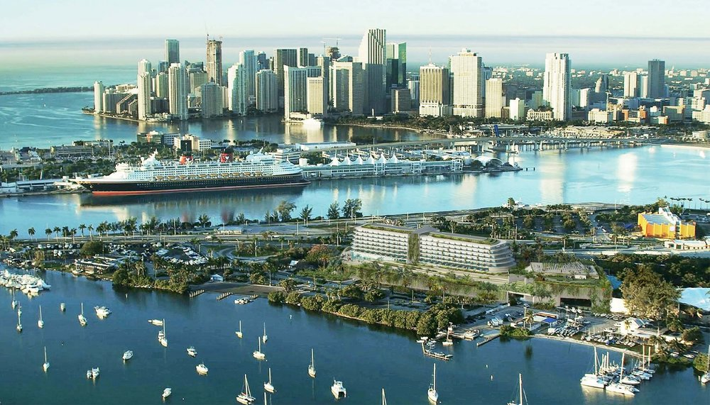 Miami Voters Approve Hotel On City-Owned Watson Island AS Part of Jungle Island Redevelopment