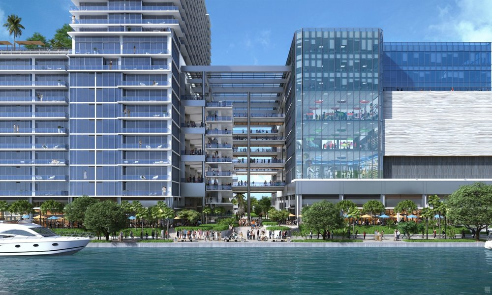 "River Landing Shops & Residences Unveils ""Restaurant Row"" On The Miami River"