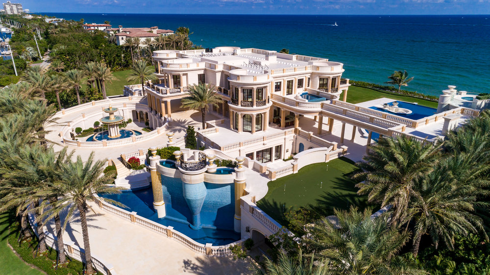 Concierge Auctions and ONE Sotheby's International Realty to Sell $159 Million Florida Estate Without Reserve