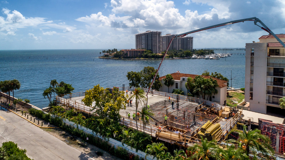 ROVR Development Goes Vertical With Construction On The Fairchild Coconut Grove