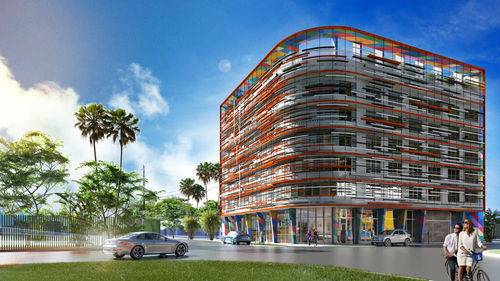Plans Filed To Bring 72-Key Hotel To 111 Wynwood
