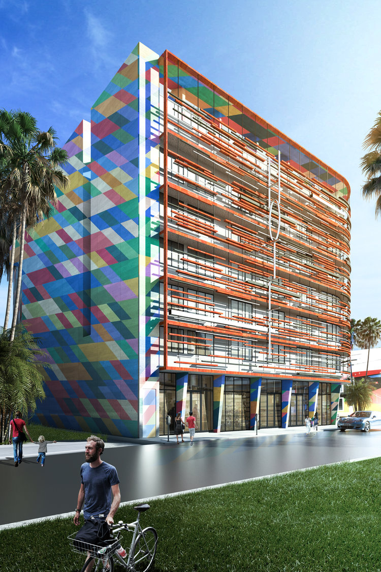 Plans Filed To Bring 72-Key Hotel To 111 Wynwood