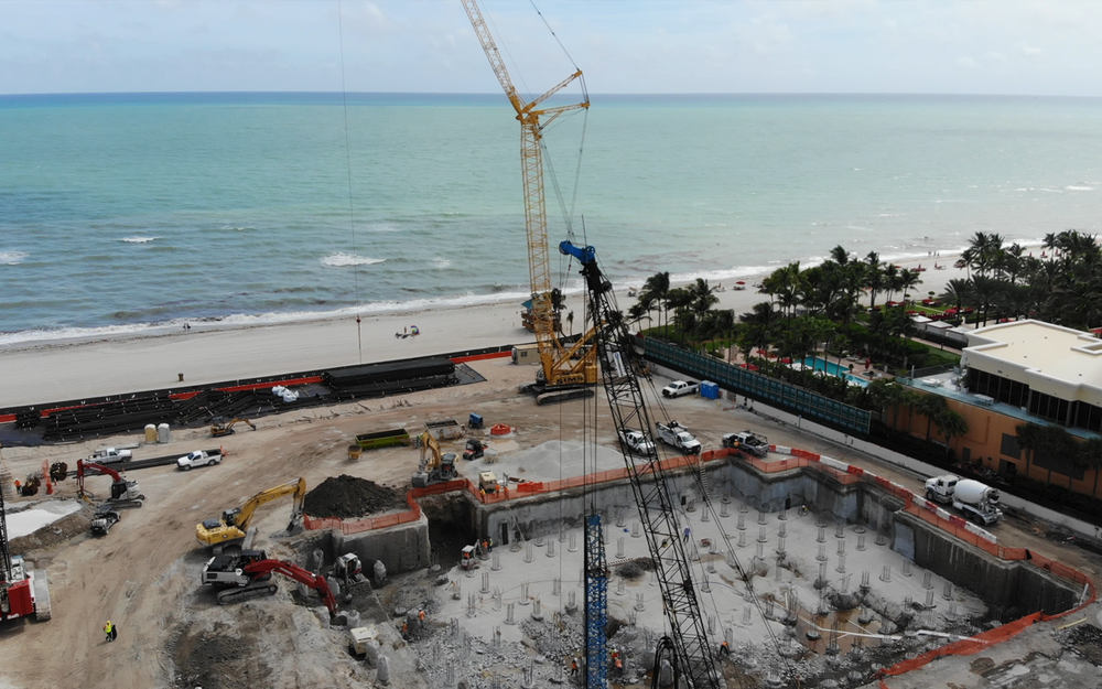 The Trump Group & Coastal Construction Announce $600 Million Construction Contract For The Estates At Acqualina