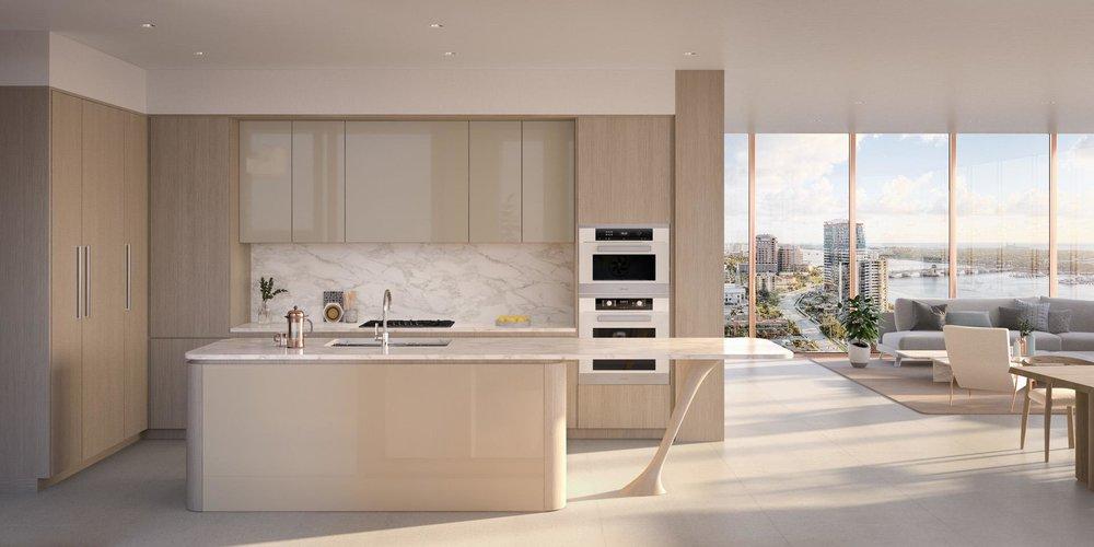The Harry Pontarini & Stantec-Designed Luxury Condo LA CLARA Breaks Ground In West Palm Beach