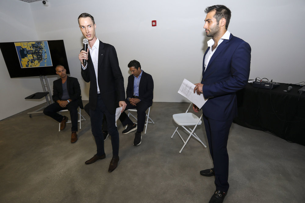 James Bennett & Demetri Demascus Inside The PROFILEmiami Fall Real Estate Showcase & Forum 2018