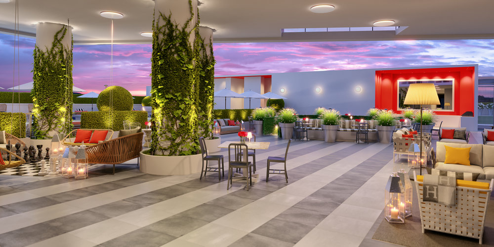 Check Out The Newly Revealed Amenities At Metropica One In Sunrise