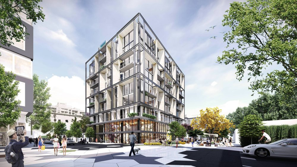 Zyscovich Architects-Designed Wynwood Quarter Project Revealed
