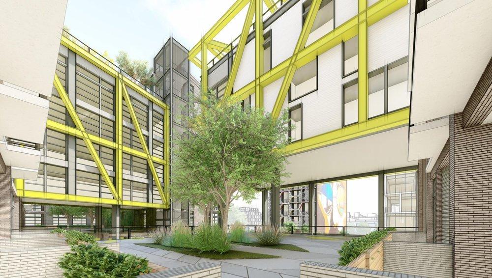 Zyscovich Architects-Designed Wynwood Quarter Project Revealed Including Micro-Units