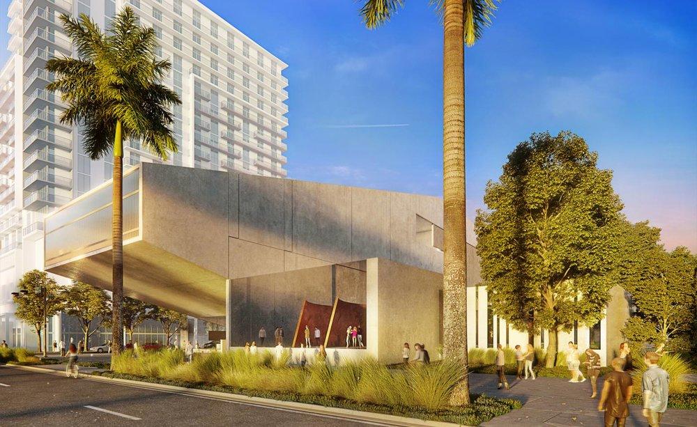 Berkowitz Contemporary Foundation Reveals New Rene Gonzalez-Design Coming To Edgewater